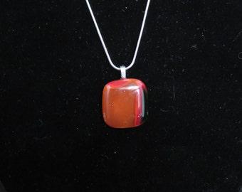 Beautiful Glass Pendant (022816-005)