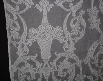 unique antique lace panel related items etsy