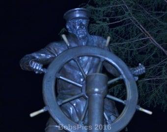 Chicago Photo- Navy Pier Captain