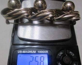 Napier Sterling Silver Vermeil Vintage Brooch