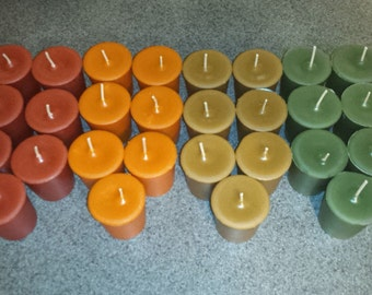 Beautifully scented Votive candle