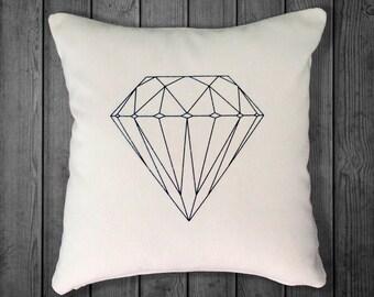 Diamond Cushion Cover