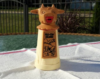 Vintage Moo Cow Creamer. 1970's Whirley Industries Inc.