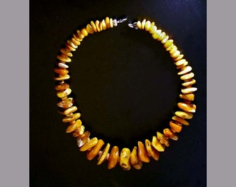 Necklace from Butterscotch Amber