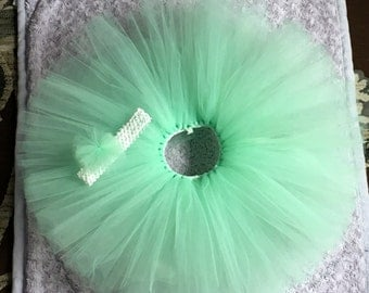 Princess tutu. Ankle length full tutu.