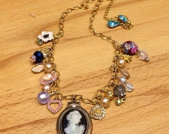 The Cameo Gypsy Necklace