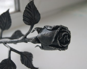 forged rose