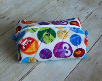 Inside Out Boxy Bag