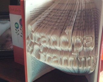 Double Stack Book Art