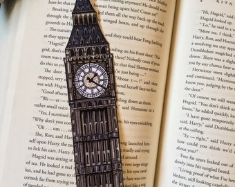 Big Ben Bookmark