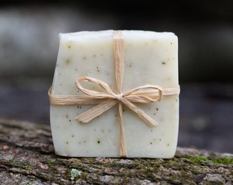 Rosemary Mint Essential Oil Soap Natural Soap