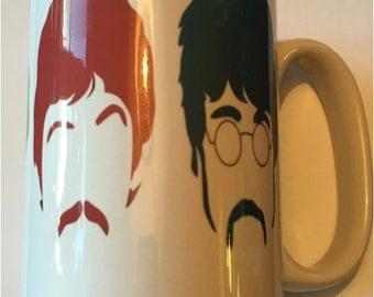 The Beatles, Mega Mug