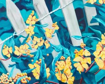 Butterflyweed (unframed print)
