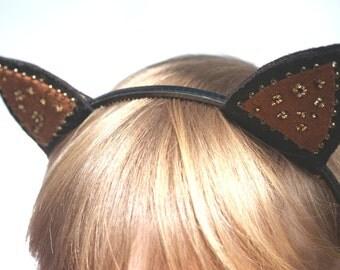 Ears of  cat, Cat, Decorative ears of cat, headband