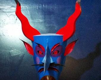 Blue Devil MASK