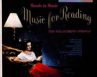Music for Reading - 45 RPM Records - The Melachrino Strings