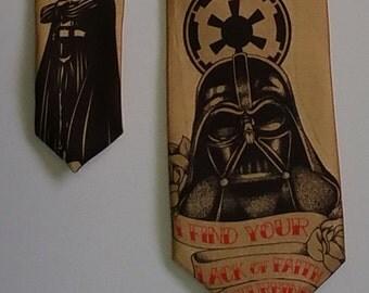 Star Wars Darth Vader Necktie