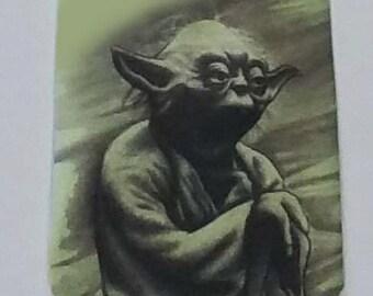 Star Wars Yoda Necktie