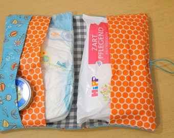 Diaper bags to go