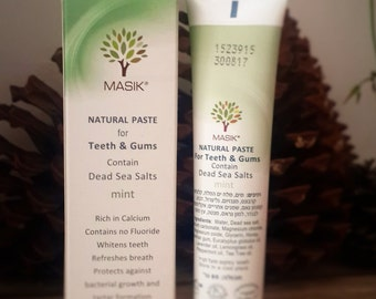 Natural Mouth Products - Natural Paste