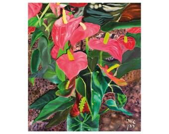 oil painting, painting original, OIL, oil painting flowers, original oil paint, original artwork, original art, canvas art, art painting