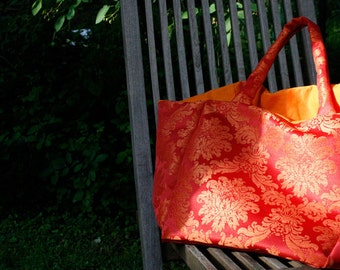 """Honey & cotton"" tote bag"