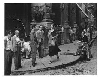 American Girl in Italy - Ruth Orkin, 1951 - Florence Italy - Photo - Art - Print - Photography - Vintage - Iconic - Culture - Italian