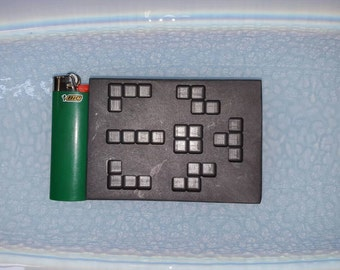 Graphite Mold: Tetris Block