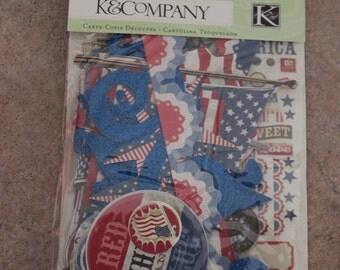 K&Company Americana Die-Cuts