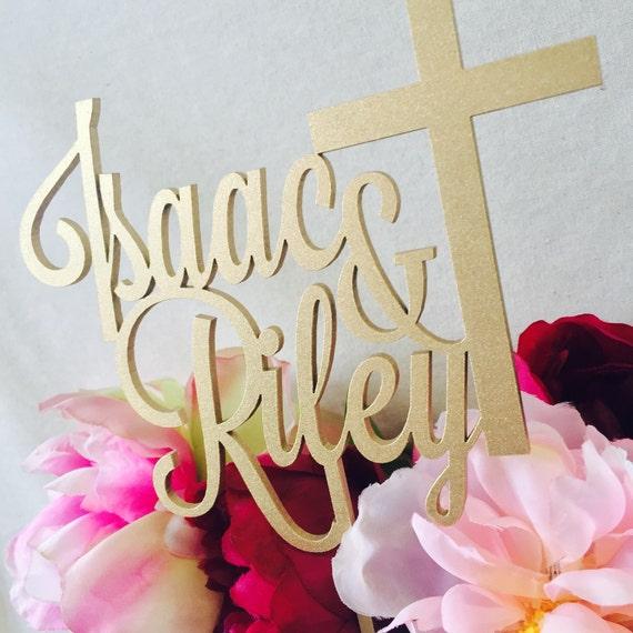 Religious Cake Toppers Australia