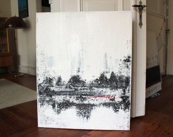 Abstract Art 80cm x 100cm
