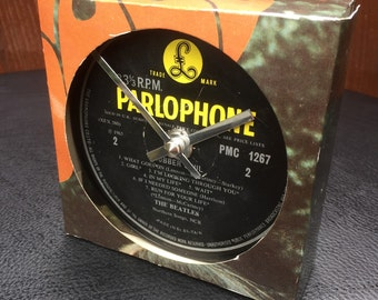 The Beatles - Rubber Soul clock