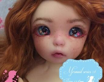 BJD eyes 14mm, 16mm - Mermaid series nº1