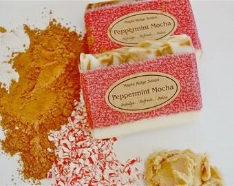 Peppermint Mocha - Maple Ridge Soaps & Sundries