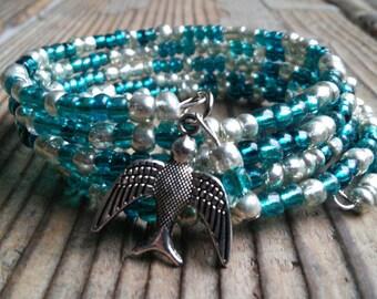 Sparrow bracelet