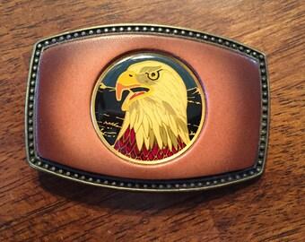 Alumaline 4108 BB - 317 Vintage Eagle Belt Buckle