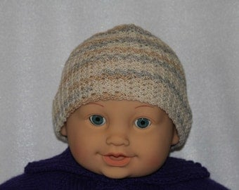 Baby Hat, Newborn, Crocheted Baby Hat, Crochet Hat,