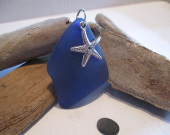 Simple Cobalt and Starfish Beauty!
