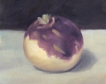 A Nice Turnip!