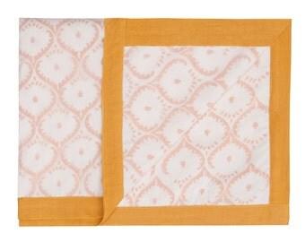 Col Hathi Block Printed Dohar (Lightweight Blanket)