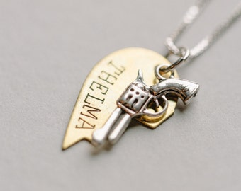 Thelma & Louise Friendship Necklace