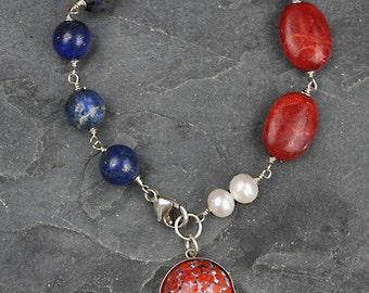 Oxford College Town Bracelet