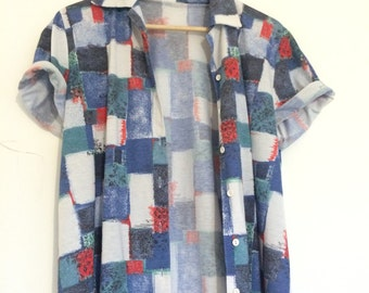 Vintage Work Shirt UK 12