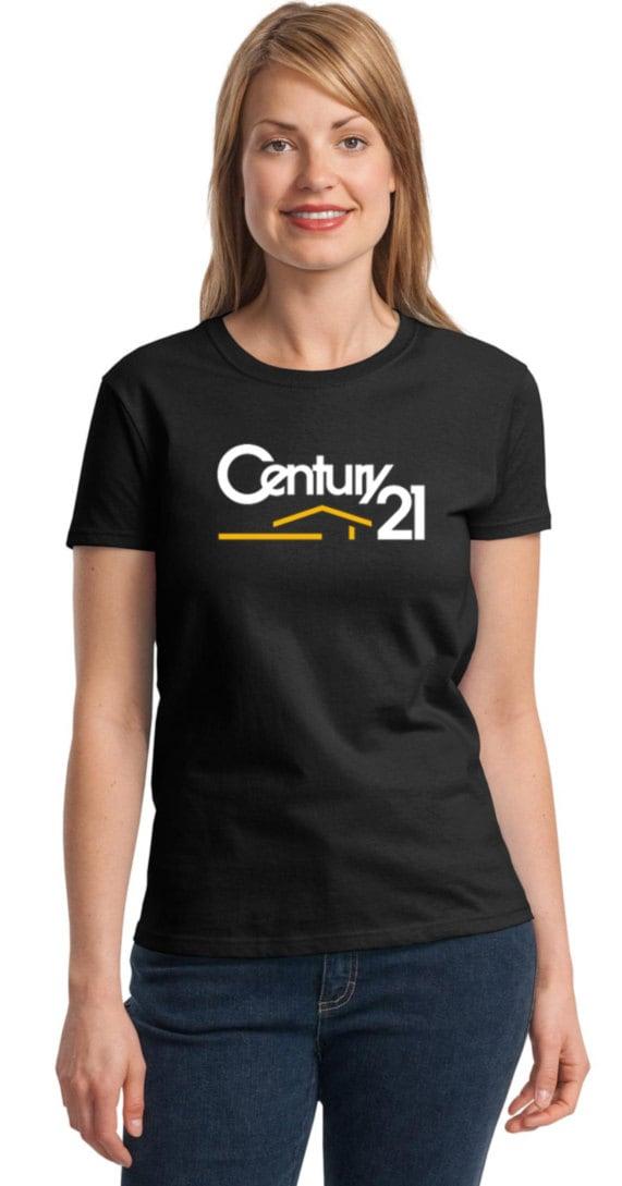 Century 21 real estate agent ladies t shirt for Century 21 dress shirts
