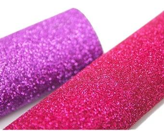 Glitter Felt, 17 colors Thick Glitter Felt Sheets, Gold Glitter felt, silver glitter felt, Shiny Felt