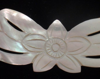 Mother of Pearl Hair Ornament