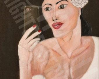La dama bianca / the white lady