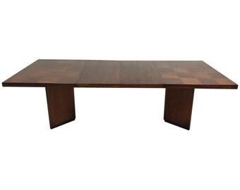 Lane Brutalist Dining Table