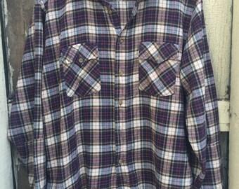 Roebucks Plaid Shirt