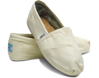 Send me your Toms! Custom Hand Painted Toms